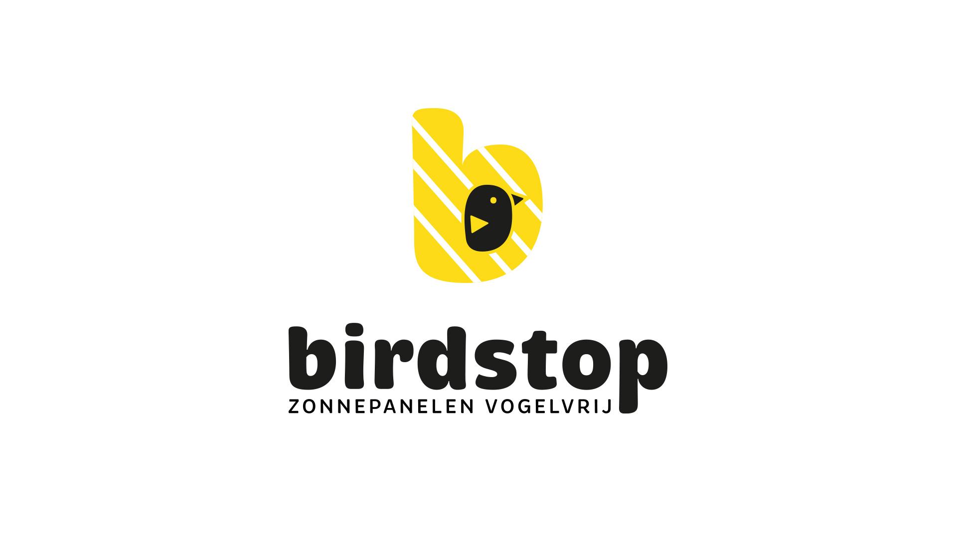 Birdstop logo